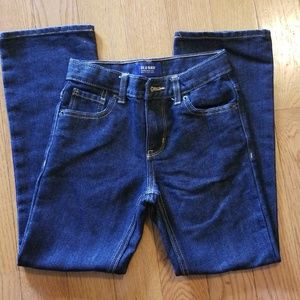 Boys Loose boot cut Old Navy jeans